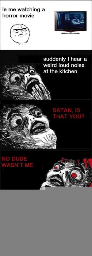 Scary Horror Movie