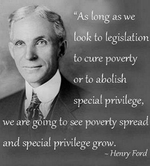 Henry Ford PROPAGANDA! It's corporate idiots like this American ...