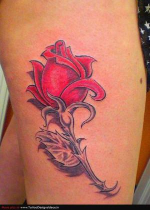Rose Tattoos Quotes Pictures