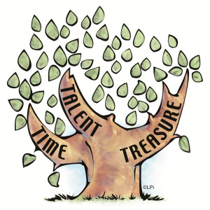 Click here for details of the Parish 2012-2013 Stewardship Report