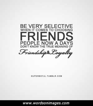 Meaning of friendship quotes