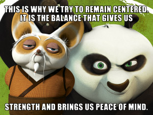 Remain Centered|It is the balance that gives us strength and brings us ...