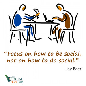 Social Media Quote by Jay Baer