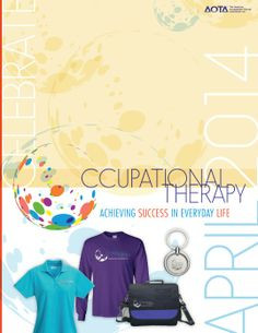 Occupational Therapy Month 2014 catalog #OTMonth More
