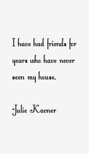 Julie Kavner Quotes & Sayings