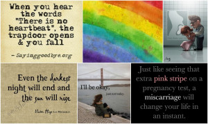 Miscarriage - six weeks on