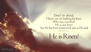 Have A Blessed Easter Sunday