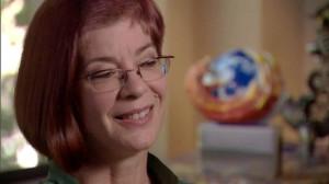 Mitchell Baker 2009 Women of Vision Winner for Leadership