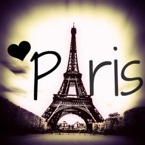 Paris Eiffel Tower Tumblr