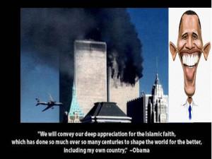 Obama Islam quote fm
