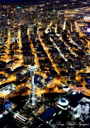 Washington: Future Seattle, Seattle Dreams, Seattle Adventure, Seattle ...