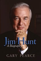 ... this author james baxter jim hunt jr is an american politician who was