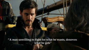 Once Upon A Time Quotes Hook Captain Hook Once Upon a Time