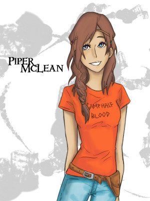 Piper McLean By Viria