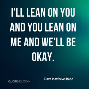 Lean on Me (song)