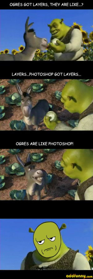 Related Pictures funny shrek pictures