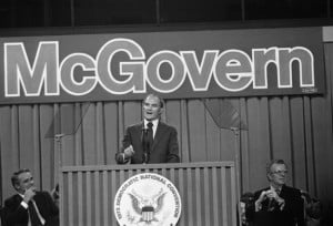 Five Idealistic Quotes From George McGovern