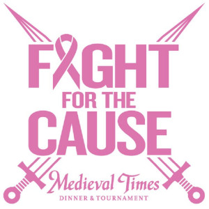 Medieval Times, Atlanta joins the Fight Against Breast Cancer