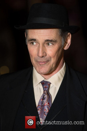 Mark Rylance 39 The Gunman 39 World Premiere held at the BFI Southbank