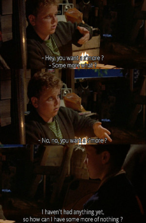 121 notes tagged as sandlot the sandlot smores baseball movie quote ...
