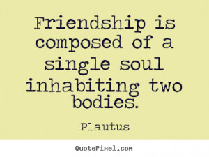Friendship Quotes Single...