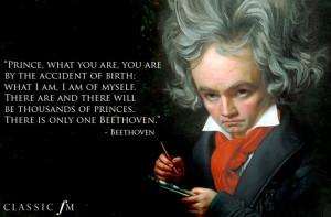 Ludwig Van Beethoven Quotes