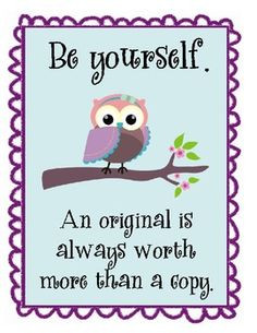 Owl Themed Motivational Posters. Perfect for decorating your owl ...