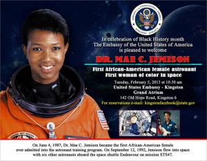 Dr Mae Jemison Quotes