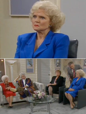 Betty White Golden Girls Quotes Betty white: 18 'golden'