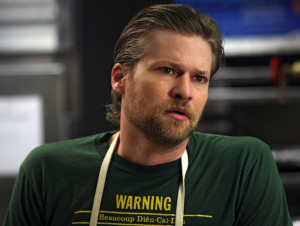 Todd Lowe as Zack on Gilmore Girls