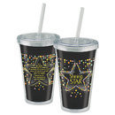 Shining Star Sip 'N' Go Full-Color Acrylic Sip 'N' Go Tumbler