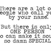 special person quotes photo: special person quotes-words-Love-mine ...