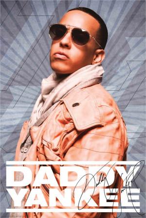 Daddy Yankee - Jacket poster
