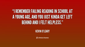 Quotes About Failing School