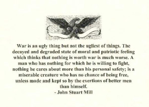 John Stuart Mill Quote