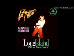 Pat Travers Band - Nassau Veterans Memorial Coliseum, Long Island New ...