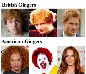 funny ginger pictures