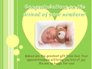 33 New Baby Wishes and Newborn Baby Messages