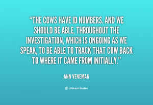 Quotes About Cows