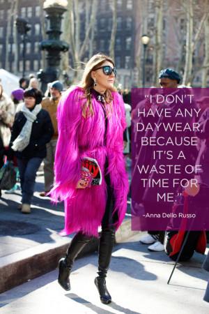 Fashion Quote Friday: Anna Dello Russo