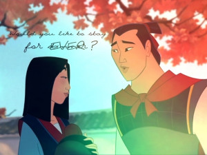 Mulan - Disney Princess Wallpaper (16028355) - Fanpop