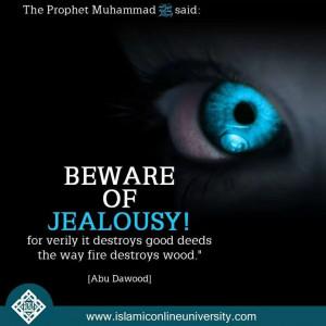 Muhammad quote on jealousy|envyIslam Quotes, Life, Faith, Jealousy ...