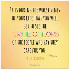 people true colors quotes people true col