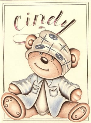 Gangster Bear Image