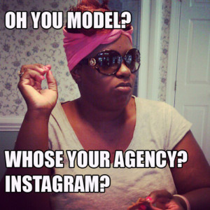 LOL Fail funny Model instagram ratchet