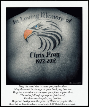 In Loving Memory Quotes For Brother Tattoo... in loving memory