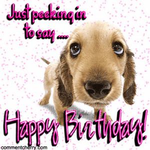 Happy Birthday Anita - xx