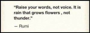 Rumi Quote, facebook timeline cover photo
