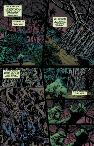 Charles Soule Swamp Thing
