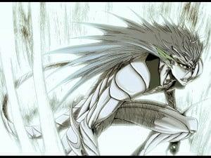 Bleach Anime Grimmjow-release